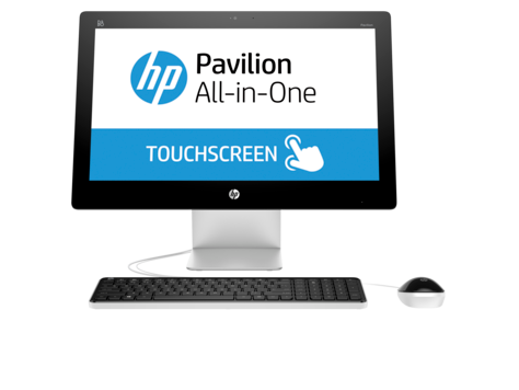 HP Pavilion 22-a100 All-in-One, stationär datorserie (Touch)