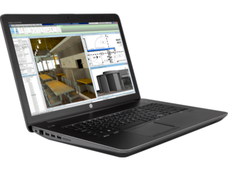 HP ZBook 17 G3 Mobile Workstation - Customizable