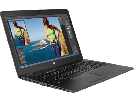 HP ZBook 15u G3 Mobile Workstation - Customizable - Right