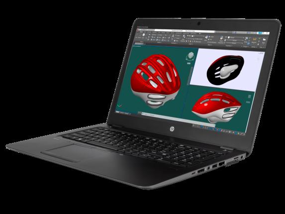 HP ZBook 15u G3 Mobile Workstation (ENERGY STAR) - Left