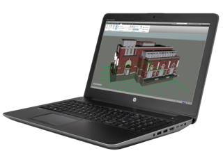 HP ZBook 15 G3 Mobile Workstation (ENERGY STAR) - Img_Left_320_240