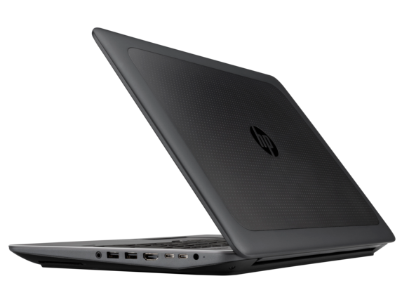 HP ZBook 15 G3 Mobile Workstation - Customizable - Left rear