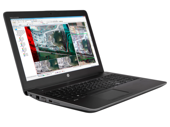 HP ZBook 15 G3 Mobile Workstation - Customizable - Right