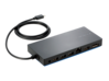 HP Elite USB-C Docking Station - Left rear