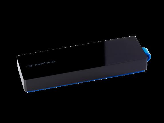 HP USB-C Travel Dock - Center