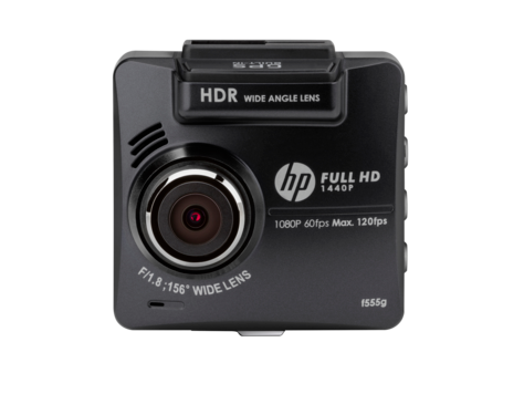 HP f555g Car Camcorder