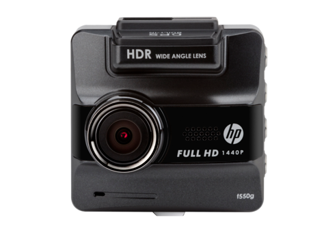 HP f550g Car Camcorder