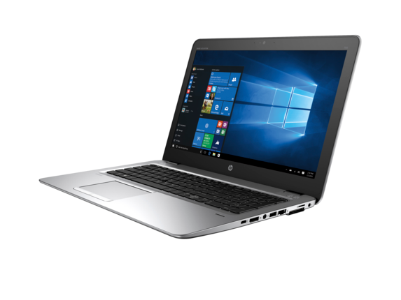HP EliteBook 755 G4 Notebook PC - Left