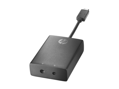 HP USB-C till 3,0 mm and 4,5 mm adapter