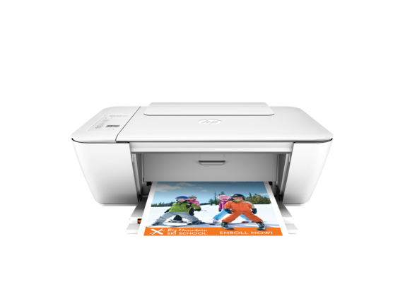 HP Deskjet 2549 All-in-One Printer - Center