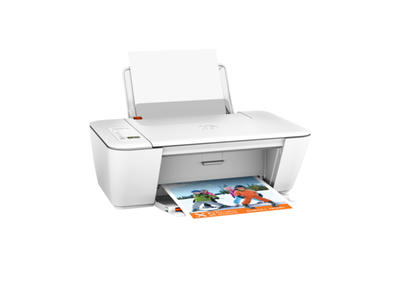 HP Deskjet 2549 All-in-One Printer - Right