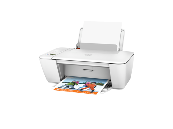 HP Deskjet 2549 All-in-One Printer - Left