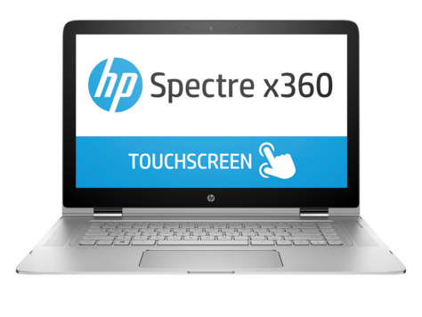 Ordinateur convertible HP Spectre 15-ap000 x360