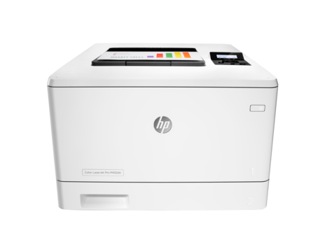 HP Color LaserJet Pro M452 series