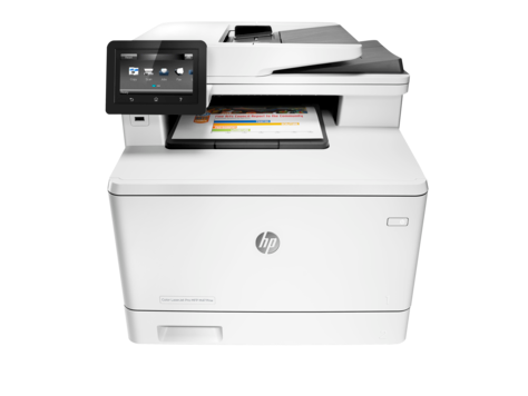 Imprimante multifonction HP Color LaserJet Pro M477