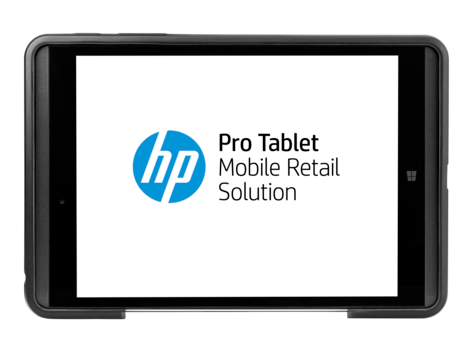 Solution de point de vente HP Pro Tablet Mobile