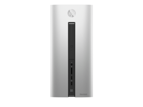 HP Pavilion 560-p100 desktop-pc serie
