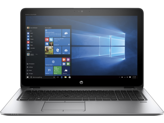 HP EliteBook 850 G3 - Customizable - Center