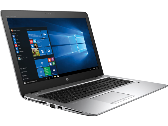 HP EliteBook 850 G3 - Customizable - Right