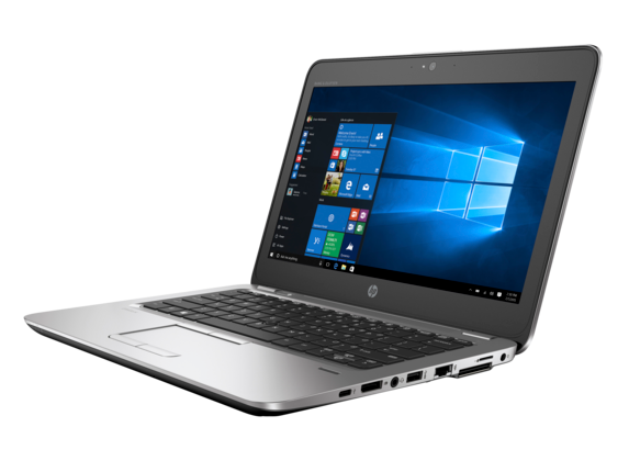 HP EliteBook 820 G3 Notebook PC (ENERGY STAR) - Left