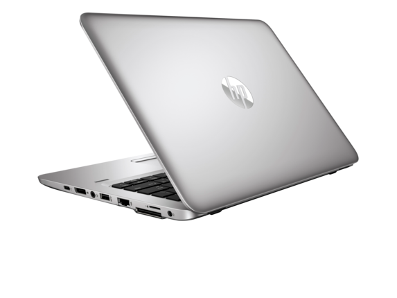 HP EliteBook 820 G4 Notebook PC - Customizable - Left rear