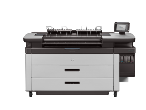 HP PageWide XL 4500 Printer series