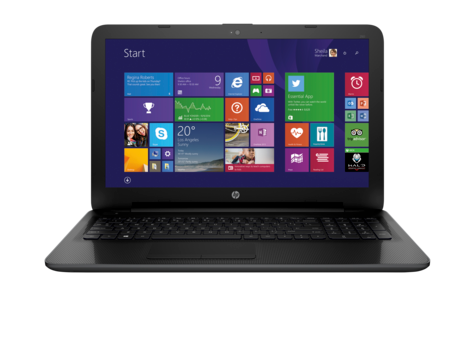 HP 250 G4 Notebook-PC