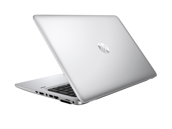 HP EliteBook 850 G3 Notebook PC (ENERGY STAR) - Left rear