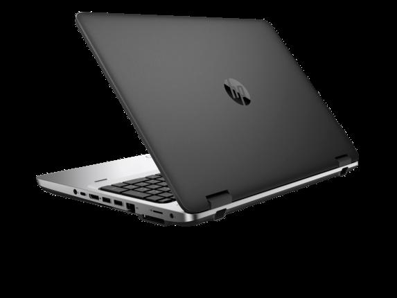 HP ProBook 650 G2 Notebook PC (ENERGY STAR) - Left rear