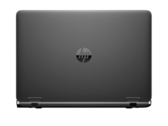HP ProBook 650 G2 Notebook PC (ENERGY STAR) - Rear