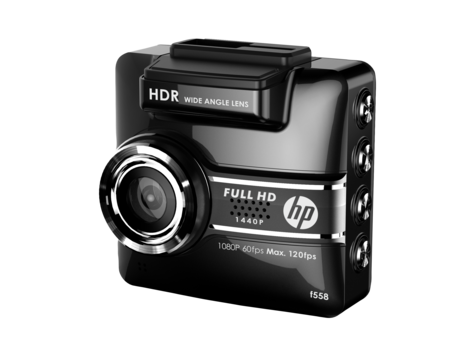 HP f558 Car Camcorder