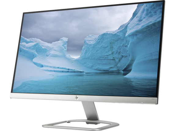 HP 25er 25-inch Display - Left