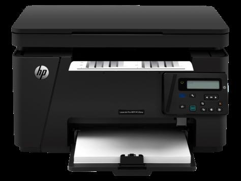 HP LaserJet Pro M126 MFP 系列