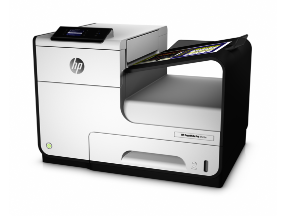 HP PageWide Pro 452dw Printer - Left