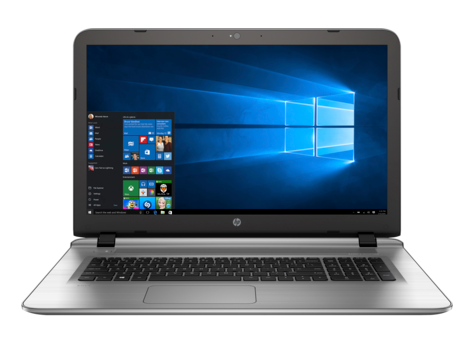 HP ENVY Notebook - 17t-s000 CTO (ENERGY STAR)