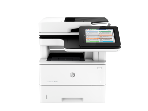 Серия МФУ HP LaserJet Enterprise M527
