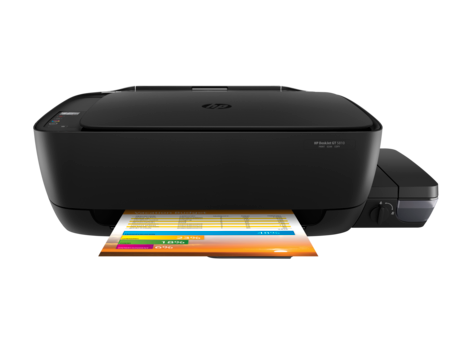 HP DeskJet GT 5810 All-in-One Printer Software and Driver
