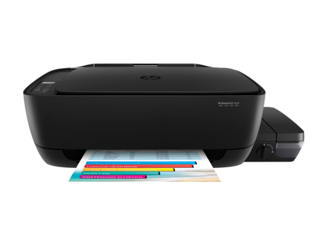 סדרת מדפסות HP DeskJet GT 5820 All-in-One
