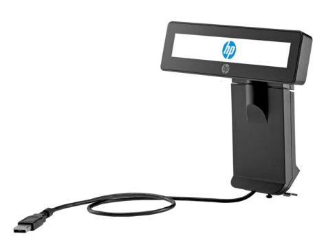 HP RP9 Integrated 2x20 Display