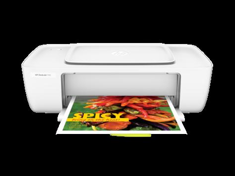Impresora HP Deskjet serie 1110