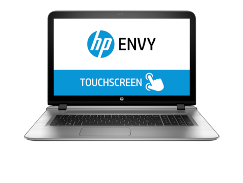 HP ENVY 17-s100 notebook