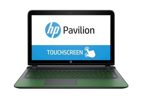 HP Pavilion Gaming Notebook - 15-ak100ne (Touch) Software
