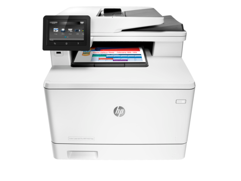 Imprimante multifonction HP Color LaserJet Pro M377