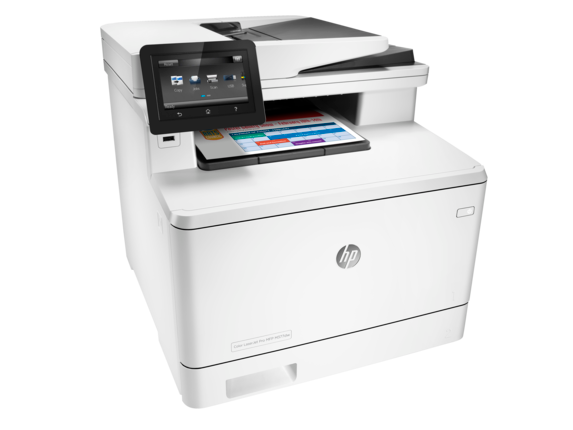 HP Color LaserJet Pro MFP M377dw - Right