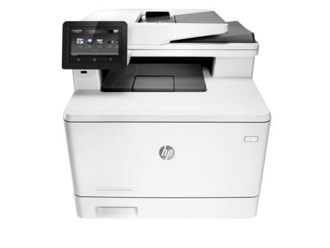 HP Color LaserJet Pro MFP M377 series