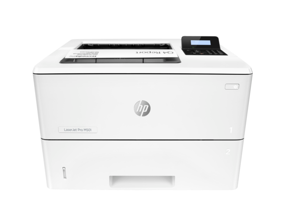 HP LaserJet Pro M501dn - Center