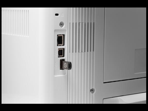 HP LaserJet Pro M501dn - Detail view