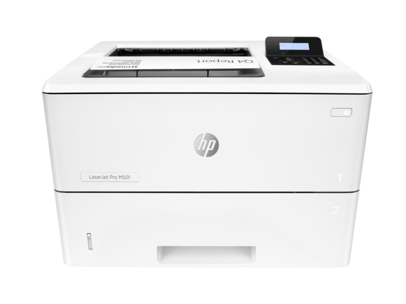 HP LaserJet Pro M501n - Center