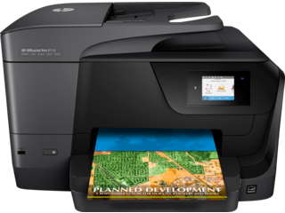 HP OfficeJet Pro 8710 All-in-One Printer - Img_Center_320_240