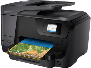 HP OfficeJet Pro 8710 All-in-One Printer - Img_Left_320_240